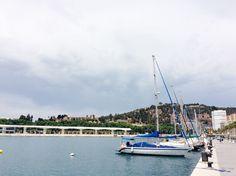 Puerto en Málaga