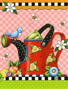 Fanai, this is a famous artist. I am pointing out the graphic way she creates a shape. you could do a stack of coffee cups with a cute different design on each. primary colors. and have a bird or butterfly off center. or bird tipping a coffe cup over to it's side.