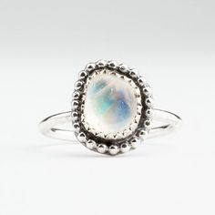 @mgmetalsmith Here's a new little Rainbow Moonstone midi ring, now in my shop!  MoodJewelry.etsy.com  #riojeweler #jeweler #jewelry #jewelerslife #jewelersbench #jewelrymaking  #benchjeweler #handmade #etsy  #etsyseller #etsyjewelry #instasmithy #instajeweler #instajewelry #InstaJewelryGroup #sterling #silver #silversmith #metalsmith #boho #bohemian #moonstone #moonstonering #rainbowmoonstone #ring #midirings
