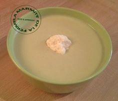 Crème de choux fleur Dubarry WW (Thermomix)