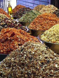 Spices of Machne Yehuda, Jerusalem