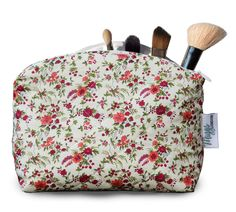 Mags London makeup bag
