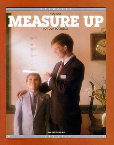 You can Measure Up to your potential. (See D 121: 45-46) From the New Era magazine, June 1986.