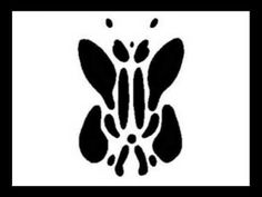 rorschach test--what do you see? Rorschach Art, What Do You See, Make More Money, Art Logo, Investing, Entertainment, Luxury, Youtube, Top