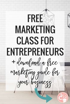 Reserve Your Seat Now, for a FREE training that will change the way you think about marketing your business...