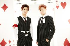 Max & Yunho