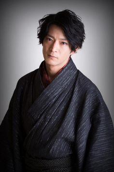 Japanese Actor Tsuda Kenjiro ... he´s soo handsome and he´s got such a great voice
