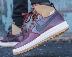 Nike Lunar Force 1 Hi Sneakerboots (Barkroot Brown) Nike Lunar 6dd93ebeb