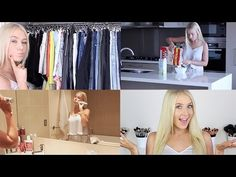My Morning Routine! // Lauren Curtis YouTube