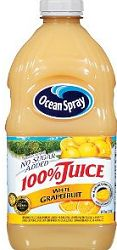 FREE Ocean Spray Grapefruit Juice at Vons (Safeway) Stores on http://hunt4freebies.com