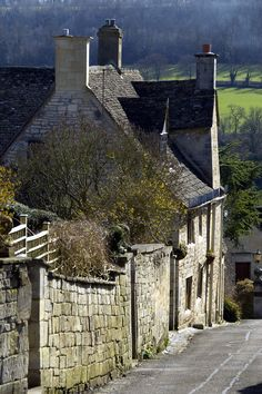 Painswick, England!! About the only place in England I care about! ❤ I will be there one day!