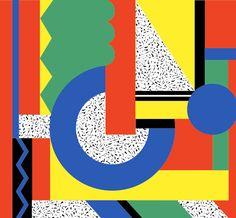 memphis patterns - Google Search