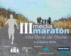III Media Maratón Villa Ducal de Osuna (2016-10-02)