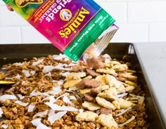 Coconut Bunny Grahams Granola - Annie's Homegrown - Recipes