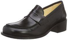 John W. Shoes Kiona, Damen Slipper, Schwarz (negro), 39 EU - http://on-line-kaufen.de/john-w-shoes/39-eu-john-w-kiona-damen-slipper-3
