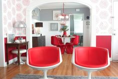 Red Chair love