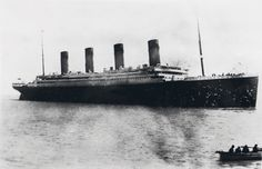 Titanic Sinking 100th Anniversary: All aboard! Real photos on board the Titanic before it sank