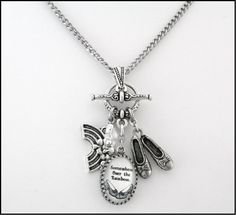 Wizard of Oz Necklace Wizard of Oz Jewelry by BlackberryDesigns, $48.00