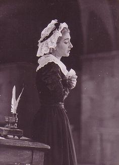 Maria Callas as Maddalena di Coigny in Umberto Giordano's Andrea Chénier. This…
