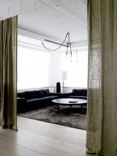 Inspirational images and photos of Curtains : Remodelista