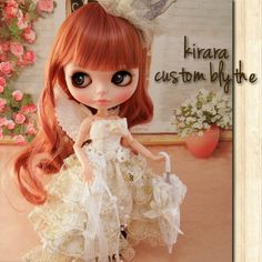 Custom Blythe Dolls: Kirara Doll Petit Ange Custom Blythe - A Rinkya Blog