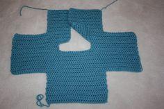 Jenee & Jason: Baby It's Cold Outside Crochet Baby Sweater