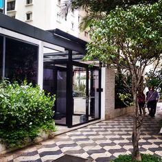 Reforma de portaria residencial