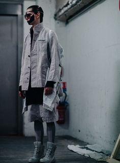 Boris Bidjan Saberi FW16 Presentation via HighsnobietyPhotography: Adam Katz Sinding / Highsnobiety.comMore Fashion here.