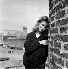 L'album vintage des stars Catherine Deneuve nouvelle vague