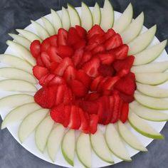 Food Art, Watermelon, Strawberry, Fruit, Strawberries