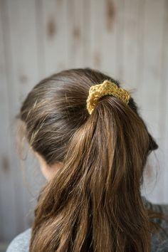 1Pair Girl Kid School Concert Christmas Hair Ponytail Elastic Holder Band Tie