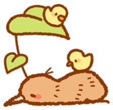 42 New Ideas drawing kawaii kwii Cute Kawaii Drawings, Cute Animal Drawings, Bird Drawings, Cool Drawings, Pencil Drawings, Anime Animals, Cute Animals, Baby Kiwi, Drawings For Boyfriend