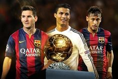 2015 FIFA Ballon d'Or award ceremony schedules to hold in Zurich from 17:30 GMT on 11 January 2016. Who will win ballon d'or 2015? Messi, Ronaldo or Neymar?