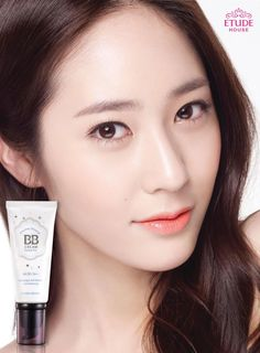 Krystal Jung in Etude House BB Cream