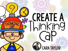 This resource is aimed at those studying growth mindset, metacognition, or classrooms that do STEM or Project Based Learning. It involves your students using basic materials to design and create a Thinking Cap. Using their imagination, students create a cap to wear