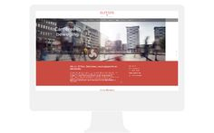 elffers website design by daily milk