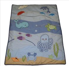 Under the Sea Baby Bedding