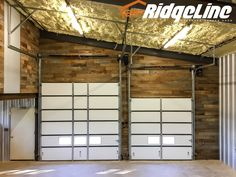 Overhead Garage Door, Garage Doors, Divider, Outdoor Decor, Room, Furniture, Home Decor, Bedroom, Decoration Home