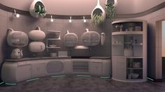 ArtStation - Northstar Kitchens, Heather Parsons