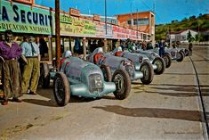 Vintage Auto, Vintage Racing, Vintage Cars, Classic Race Cars, Classic Mercedes, Mercedes Benz Cars, Karting, World Championship, Auto Racing