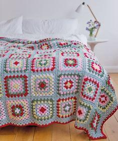 Exclusive Emma Varnam Blanket Crochet Pattern