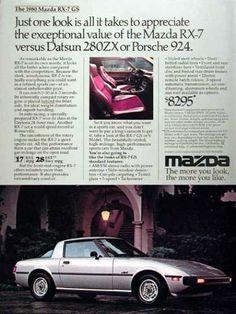 Mazda RX-7 GS (1980)