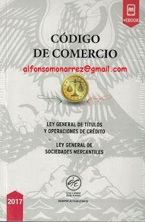LIBROS EN DERECHO: CÓDIGO DE COMERCIO incluye reformas del Juicio Ora...