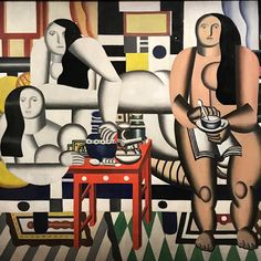 The colors of Fernand Léger @museemaillol