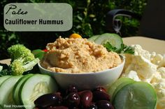 This Paleo alternative to hummus is delicious and everyone will love it at our next party or make it at the beginning of the week and have it to snack on the rest of the week.