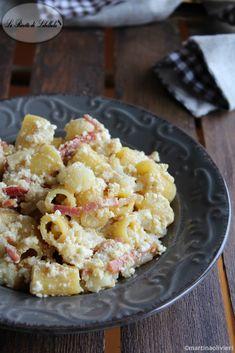 #Pasta con #broccoli e #speck #ricetta #foodporn #gialloblogs