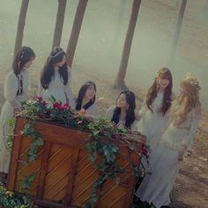 Sunrise the best song for Gfriend ✨