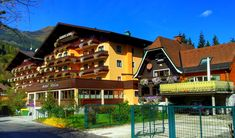 Hotel Alpina Austria Hotel Alpina, Bad, Austria, Mansions, House Styles, Home Decor, Mansion Houses, Decoration Home, Manor Houses