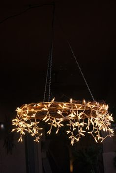 Do it yourself chandeliers pinterest hula hoop chandelier do it yourself chandeliers pinterest hula hoop chandelier hula hoop and hula solutioingenieria Image collections