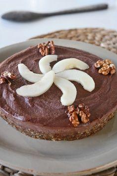 συνταγή υγιεινό γλυκό Healthy Sweets, Healthy Recipes, Sugar Free, Paleo, Low Carb, Gluten Free, Pudding, Vegan, Facebook